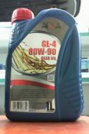 80W-90 1L GL4 VENOL - OLEJ SKRZYNI BIEGÓW  80W-90 GL-4 1L