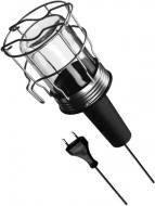 000058 LENA - LAMPA WARSZTATOWA CLASSIC 60W 230V CZARN Y PCW PRZEWODOWA