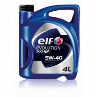 5W-40 4L 900 NF ELF - OLEJ SILNIKOWY 5W-40 4L ELF EVOLUTION 900 NF API SL/CF, ACEA