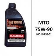 75W-90 MTO 1L KAMOKA - OLEJ PRZEKLADNIOWY 1L MTO 75W-90 GL4/GL5 KAMOKA
