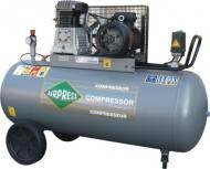HK 650/200 AIRPRESS - SPRĘŻARKA TŁOKOWA HK 650-200 400V 4Kw 200l 650l/min