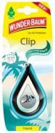 23-144 AMTRA - ZAPACH CLIP POLIMER WYCOFANY /WUNDER-BAUM/