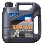 3062 LIQUI - MOTORBIKE 4T 10W-40 BASIC OFFROAD 4L