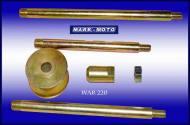 WAR220 MOTO - ŚCIĄGACZ WTRYSKIWACZY OPEL VIVARO 2.0 CD