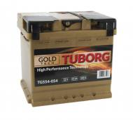 TUBORG GOLD 54AH - AKUM. Tuborg GOLD 54Ah 540A TG554-054