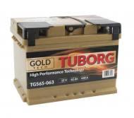 TUBORG GOLD 65AH - AKUM. Tuborg GOLD 65Ah 630A TG565-063