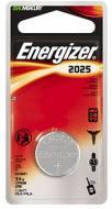 CR2025 ENERGIZER 1SZT. - BATERIA ENERGIZER CR2025