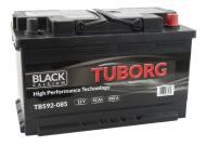 TUBORG BLACK 92AH - AKUM. Tuborg Black 92Ah 850A TB592-085