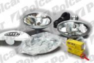 9901091H POLCAR - LAMPA DALEKOSIĘŻNA LEWA+PRAWA UNIWERSALNE