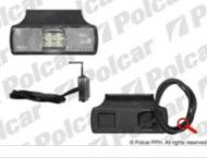 99LO275E POLCAR - LAMPA OBRYSOWA LEWA=PRAWA UNIWERSALNE