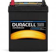 DURACELL DA40L L+ 40AH - AKUMULATOR DURACELL DA40L L+ 40AH 360A
