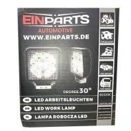 EPWL04 EIN - LAMPA ROBOCZA LED KWADRATOWA 27W 30 STOPNI