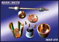 WAR479 MOTO - Ściągacz do montażu i demontażu tulei ty lnej belki AUDI A4