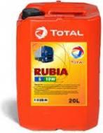 RUBIA S 10W 20L TOTAL - OLEJ SILNIKOWY RUBIA S 10W 20L TOTAL API: CF/SF