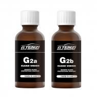 F43/010 TENZI - TENZI G2 G2A+G2B POWLOKA DO SZYB 10ML niewidzialna powłoka ochronna do szyb samochodowych