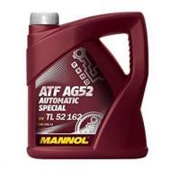 ATF AG52 4L MANNOL - OLEJ PRZEKŁ.ATF AG52 AUTOM.SPEC. 4L MANNOL  MN8211-4