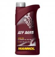 ATF AG55 4L MANNOL - OLEJ PRZEKŁ.ATF AG55 4L MANNOL  MN8212-4