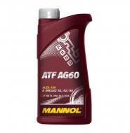 ATF AG60 1L MANNOL - OLEJ PRZEKŁ.ATF AG60 1L MANNOL  MN8213-1