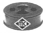 MC02638 METALCAUCHO - WIESZAK TŁUMIKA FIAT PUNTO/BRAVO/BRAVA/M
