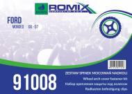 91008 ROMIX - ZESTAW MOC. NADKOLI FORD MONDEO 00-07 !!WebTerminal - Sprzedaż tylko w opakowaniach!!
