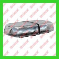 BLK0010 AMIO - Belka ostrzegawcza LED - wymiary 315x165