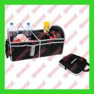01118/71759 AMIO - Uniwersalny organizer do bagażnika rozkł