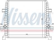 60358 NISSENS - CHŁODNICA WODY AUDI Q7 (4L) (06-)