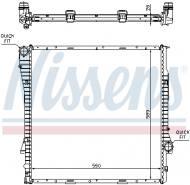 60789A NISSENS - CHŁODNICA WODY BMW X5 E53 (00-)