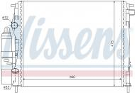 63773 NISSENS - MULTIEXCHANGER Z OSUSZACZEM RENAULT CLIO II (01-), RENAULT C