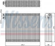 92299 NISSENS - PAROWNIK ALPINA D10 (E39), BMW 5 E39 (95-), BMW X5 E53 (00-)