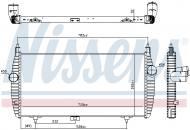 96617 NISSENS - INTERCOOLER CITRO╦N C5 (RC, RE) (04-), CITRO╦N C5 (RD, TD) (