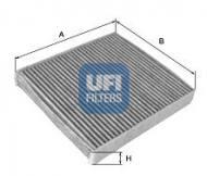 54.115.00 UFI - FILTR KABINOWY WEGLOWY
