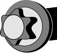 016714B CORTECO - ŚRUBA GŁOWICY - KPL. JAKOŚŹ ORYGINALNA RENAULT D4F 1.2L16V