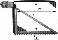 AE48000P MAHLE - PAROWNIK KLIMATYZACJI BEHR PREMIUM LINE
