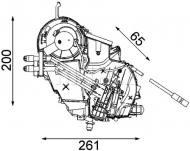 AE75000P MAHLE - PAROWNIK KLIMATYZACJI BEHR PREMIUM LINE