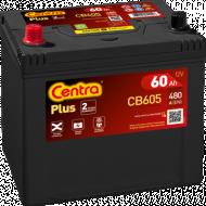 CB605 CENTRA - AKUMULATOR CENTRA PLUS L+ 60AH/390