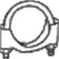 250-242 BOSAL - 250242 OBEJMA RURY TŁUMIKA Ů 42   UNIWERSALNA             PA