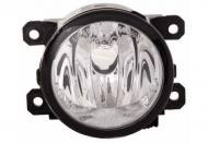 661-2019N-UQ ABAK - LAMPA PRZECIWMGIELNA PRZEDNIA /DEPO/ FIAT PUNTO EVO 10/09-