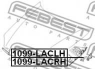 1099-LACRH FEBEST - MOCOWANIE MASKI PRAWE CHEVROLET OPTRA 2004-2007 CAN