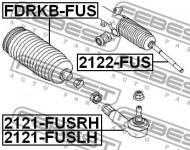 FDRKB-FUS FEBEST - OSŁONA PRZEKŁADNI KIEROWNICZEJ FORD FIESTA/FUSION CBK 2001-