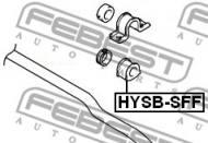 HYSB-SFF FEBEST - GUMA STAB. PRZÓD D22.8 HYUNDAI SANTA FE 00 (2000-) CIS