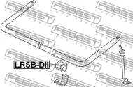 LRSB-DII FEBEST - GUMA STAB. LAND ROVER DISCOVERY II 1998-2004