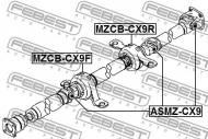 MZCB-CX9F FEBEST - ŁOŻYSKO WAŁU NAPĘDOWEGO MAZDA CX-9 TB 2007-2012 EU