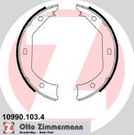 10990.103.4 ZIM - SZCZĘKI HAMULC. BMW 5 E39  95-03 (RĘCZNY
