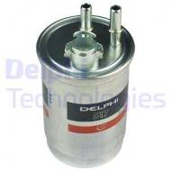 HDF517 DELPHI - FILTR PALIWA DIESEL FORD FORD FIESTA, FOCUS, TOURNEO CONNECT