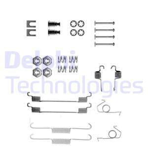 LY1045 DELPHI - SPRĘŻYNKI SZCZĘK H. 177.8X32  08/83-12/88