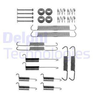 LY1136 DELPHI - SPRĘŻYNKI SZCZĘK H. T4  09/90-12/95  265X55