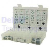 TSP0695002 DELPHI - ORINGI KLIMATYZACJI /KPL./ KIT O-RING AUDI / VW
